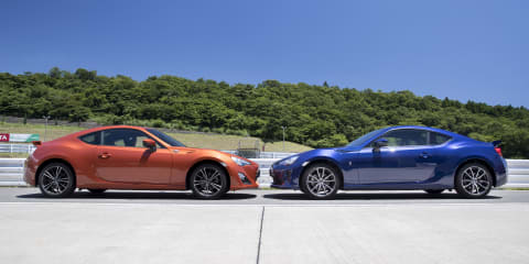 2017 Toyota 86:: inside and out, what's changed?