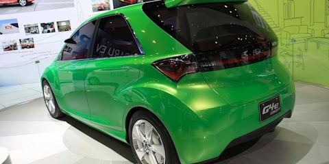 Subaru G4e concept 2008 Geneva Motor Show