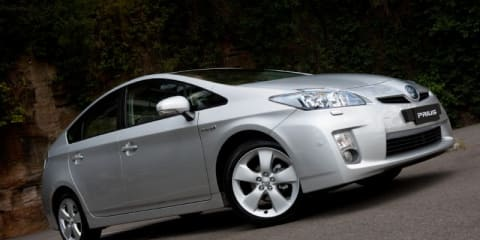 Toyota Prius plural officially named 'Prii'