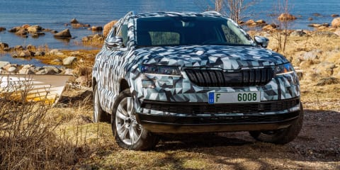 Skoda Karoq name announced for Yeti successor, May 18 debut confirmed