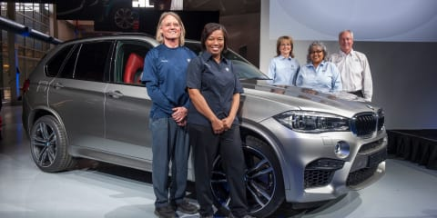 BMW now highest value car exporter in USA: Celebrating three million vehicles built