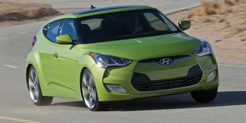 Hyundai Veloster Turbo confirmed for production