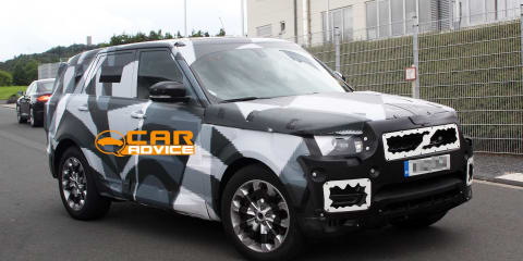 Range Rover Sport 'R-S' planned