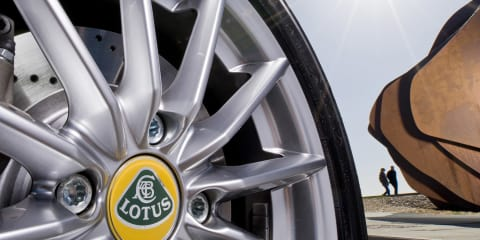 Lotus CEO believes that SUV, sedan would fit with brand's heritage