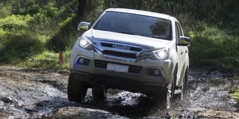"Isuzu could have more in store for ""under-stressed"" diesel"