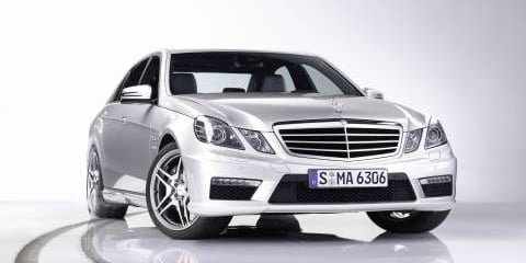 Mercedes-Benz E 63 AMG lands in Australia