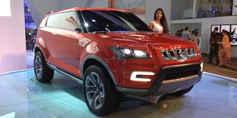Maruti Suzuki XA-Alpha concept previews new compact SUV