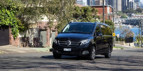 2019 Mercedes-Benz V-Class recalled
