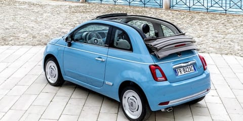 2019 Fiat 500C Spiaggina '58 confirmed for Australia