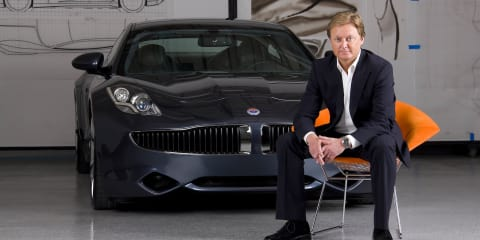 Fisker co-founder walks out on company