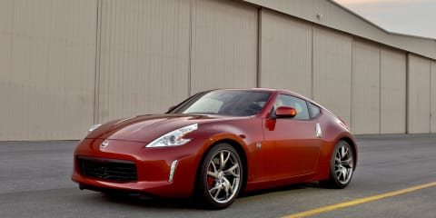 2013 Nissan 370Z Unveiled
