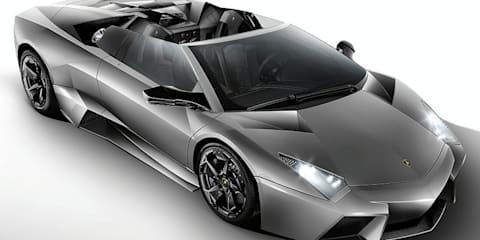 Lamborghini Reventon Roadster revealed