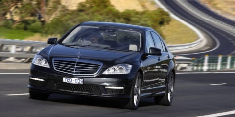 2011 Mercedes-Benz S-Class on sale in Australia