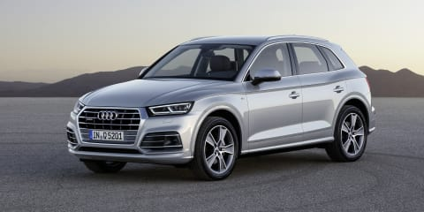 Audi Q5 3.0 TDI: V6 diesel on sale from $83,900