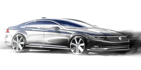 2015 Volkswagen Passat will be smaller, lighter, more efficient and packed with tech