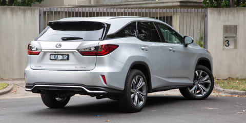 2018 Lexus RX350L Luxury review