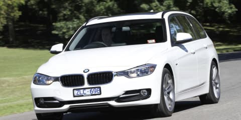 2013 BMW 3 Series Touring Review