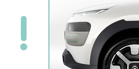 Citroen Cactus: Frankfurt concept car teased