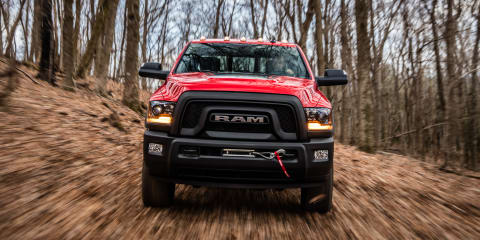"2017 Ram Power Wagon:: US pricing announced, but not on local radar ""at the moment"""