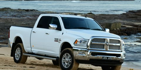 2018 Ram 2500, 3500 pricing and specs