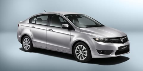 Proton Preve: small sedan priced from $18,990 driveaway