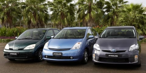 Toyota Prius battery warranty now eight years