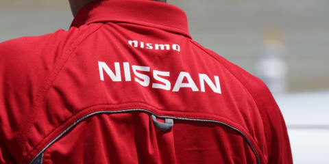 Nissan 360 kicks into gear