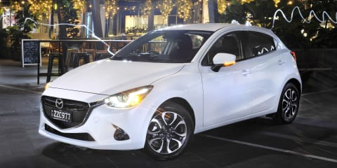 2017 Mazda 2 pricing and specs: Standard AEB, improved dynamics and new range-topper
