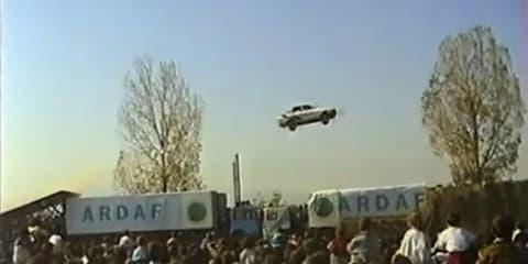 Video: Dacia jump cures human boredom