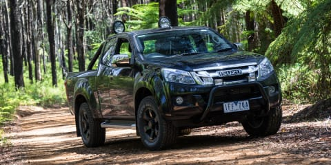 2016 Isuzu D-MAX LS-U Space Cab Review: Long-term report one