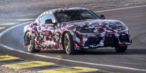 Toyota Supra could become a convertible
