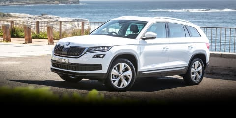 2018 Skoda Kodiaq 140TDI review