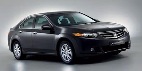 Honda leads industry awards