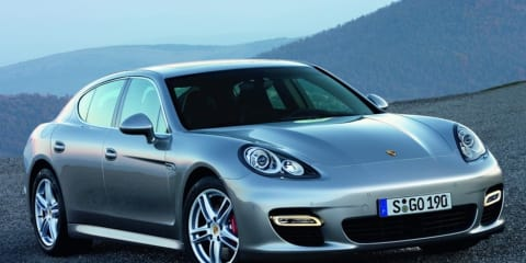Porsche Panamera V6 joins the four-door range