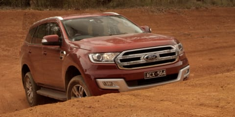 Ford Everest one-off fire no cause for buyer concern, says Australian CEO