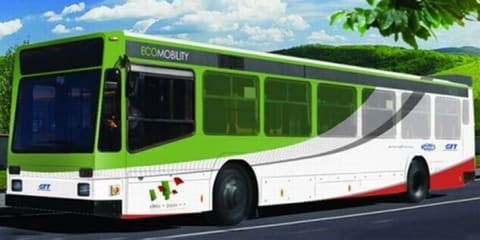 Pininfarina hybrid bus concept adapts technology to existing platforms