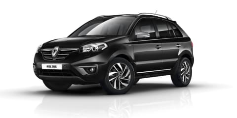 Renault Koleos Sport Way limited edition announced