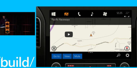 Microsoft 'Windows in the Car' to take on Apple 'CarPlay'