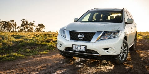 2016 Nissan Pathfinder ST AWD Review