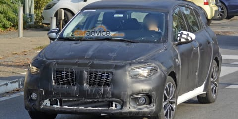 2016 Fiat Tipo hatchback spy photos