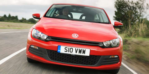 Entry-level Scirocco added for 2010