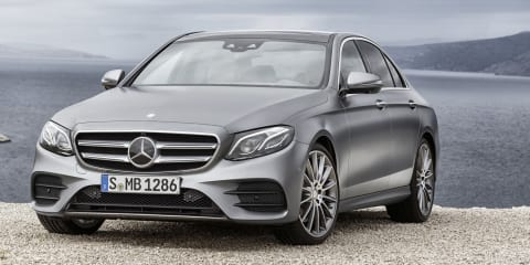 Mercedes-Benz E-Class won't get autonomous tech in Australia from launch