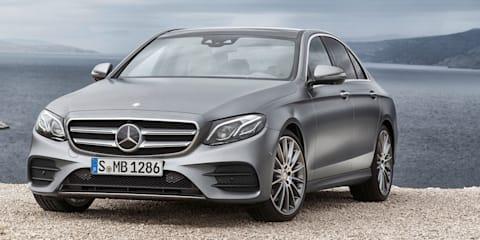 Mercedes-Benz E-Class won't get autonomous tech in Australia from launch
