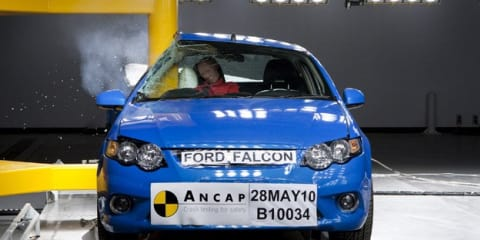 ANCAP to Raise the Standard for Five-star Crashworthiness from 2012