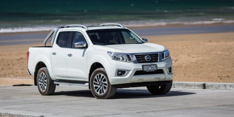 2016 Nissan Navara ST-X Review