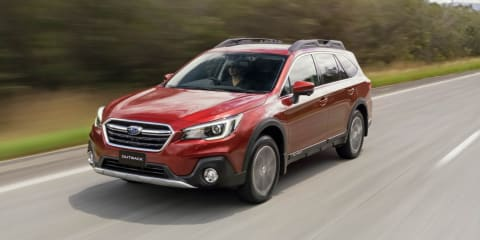 2018 Subaru Liberty, Outback recalled