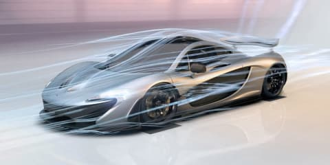 McLaren to replace windscreen wiper blades with sound wave technology