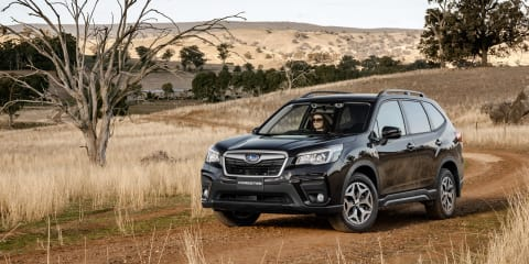 2019 Subaru Forester pricing and specs