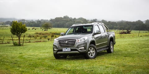 2017 Great Wall Steed 4x4 Diesel review