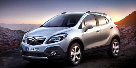 Opel Mokka expected for Australia